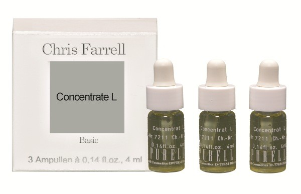 Concentrate L 3x4ml
